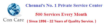 ConCare - Chennai's No.1 Private Service Center