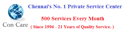 ConCare - Chennai's No.1 Private Service Center